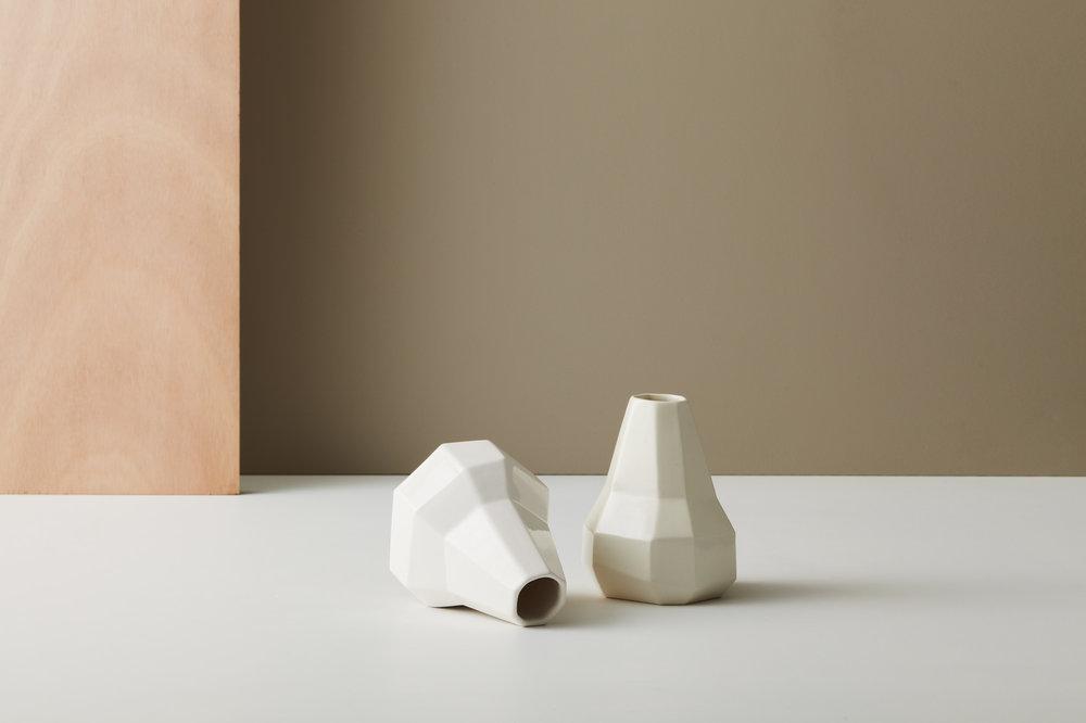 Gidon Bing | Faceted Vase