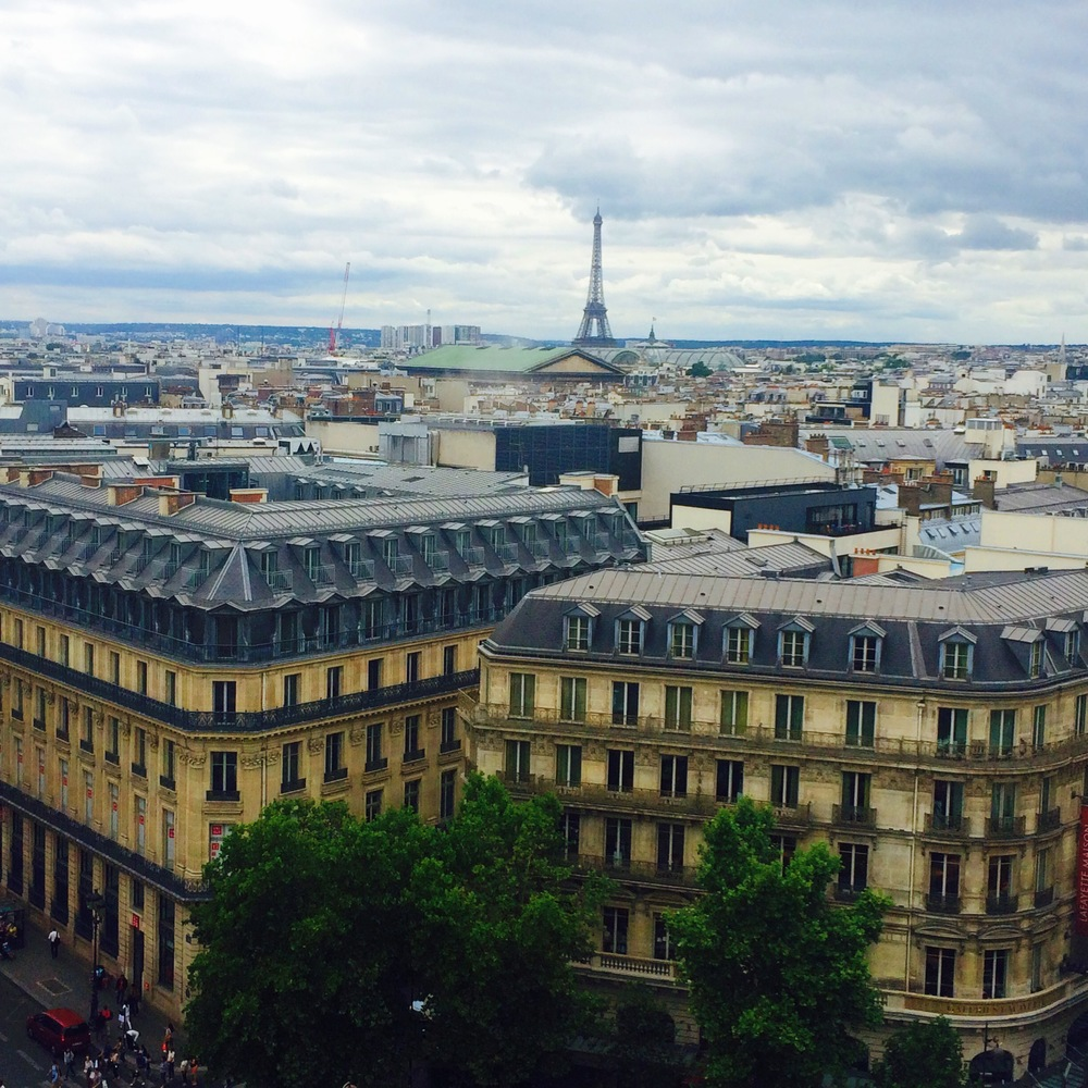 Rooftop Galeries Lafayette