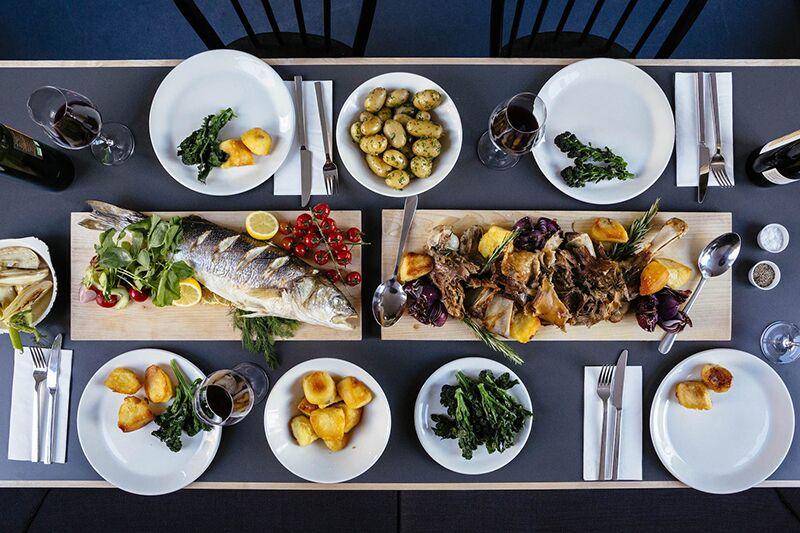 Perilla - A modern interpretation of classical European flavours
