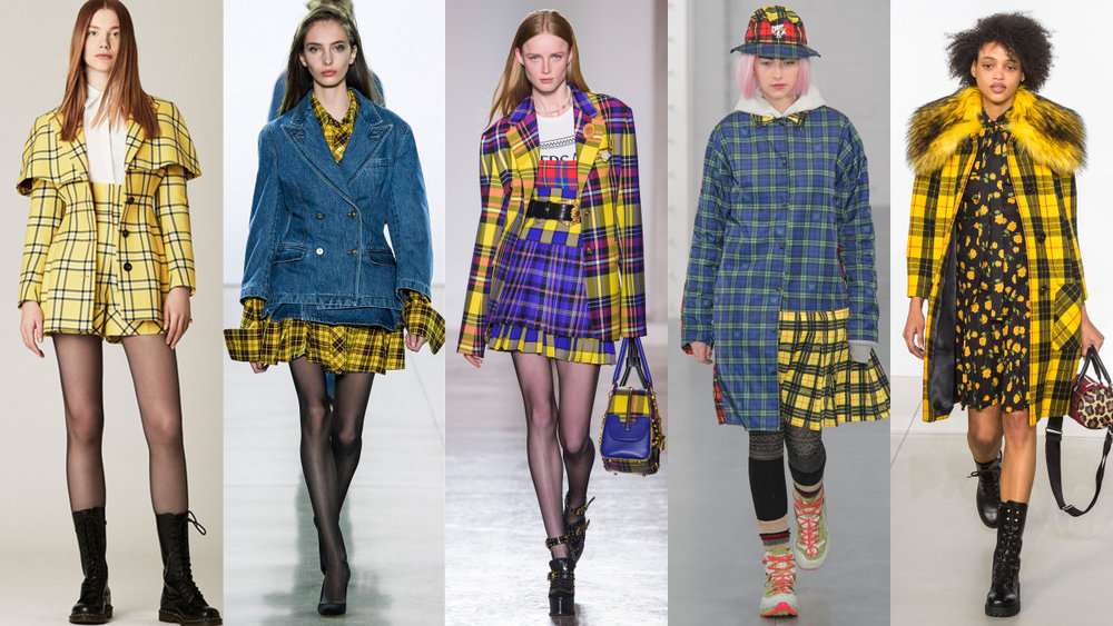 Tartan - Remember clueless?