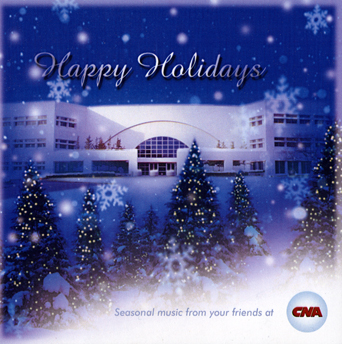 holiday branding for cna insurance corporate