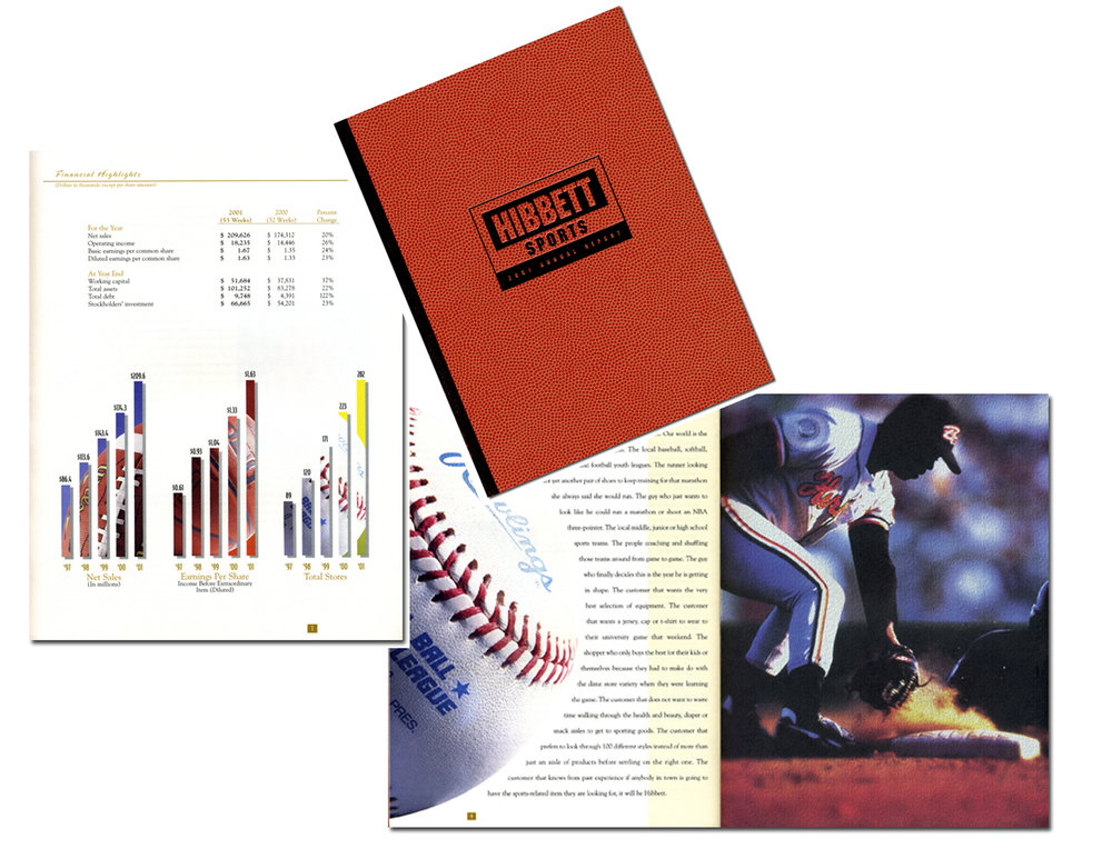 hibbett sporting goods annual report
