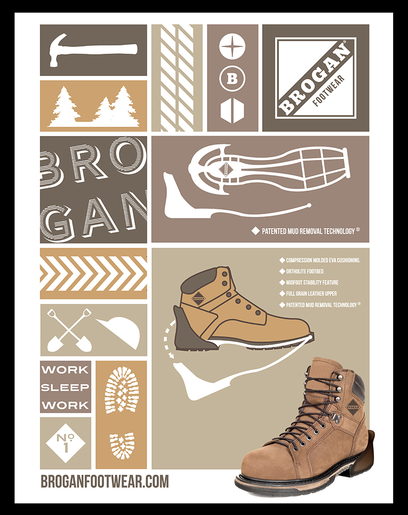 boot company poster