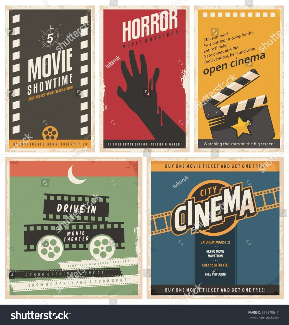 stock-vector-retro-cinema-posters-and-flyers-collection-vintage-movie-signs-layouts-promotional-film-printing-357570647.jpg