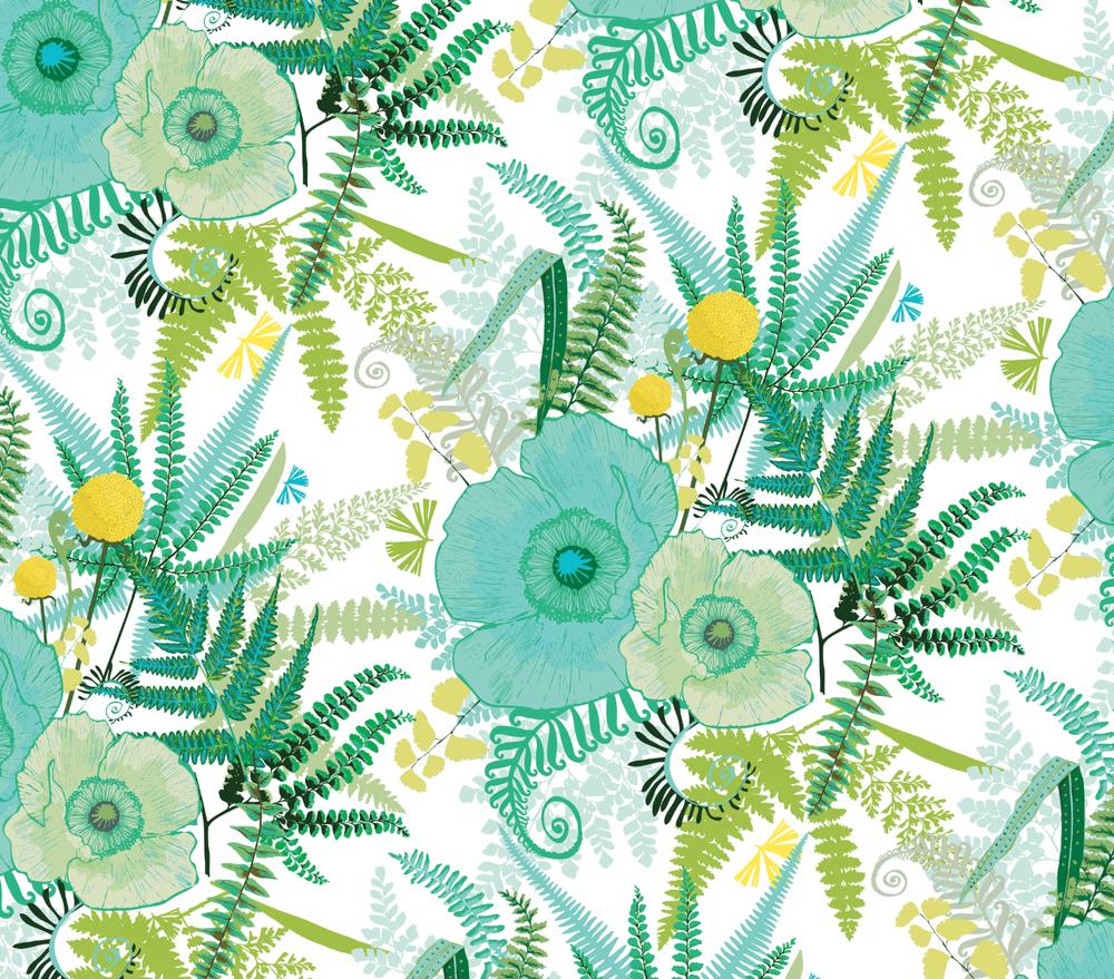 custom+design+surface+pattern+flowers+floral+poppies+poppy+ferns+nonna+design+illustration.png