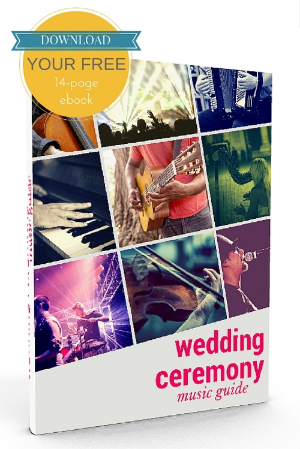 Free ceremony music guide ebook by Ceremonies by Camille