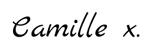 celebrant Camille Abbott