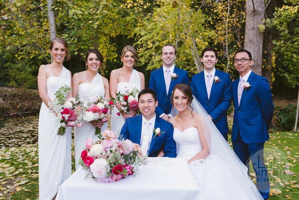 Adelaide marriage celebrant Camille Abbott wedding blog