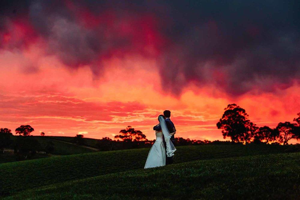 Adelaide hills celebrant Camille Abbott