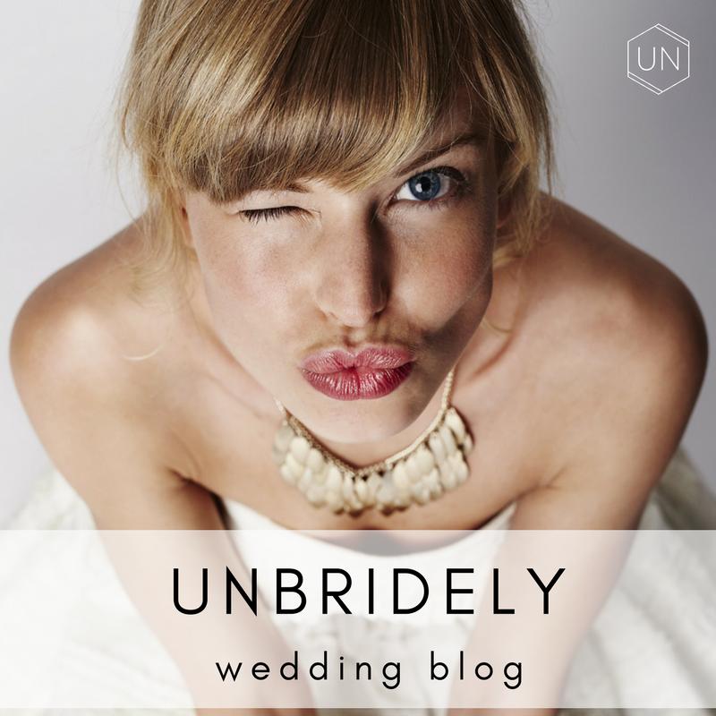 Unbridely wedding blog
