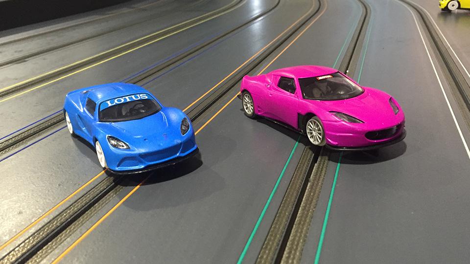 Lotus Slot car
