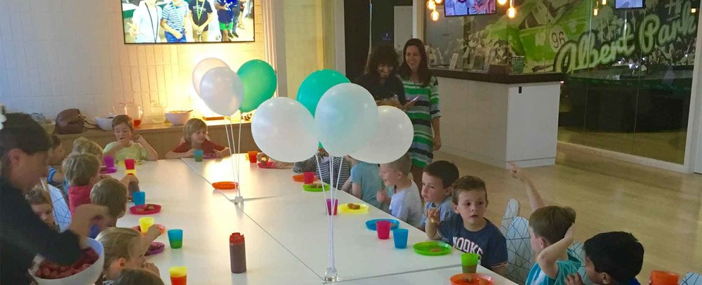We take the hassle out of children's parties   Book Now