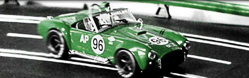 Anyone can race a slot car!   Book Now