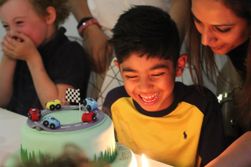 Action-packed kids birthday parties & fun filled occasions