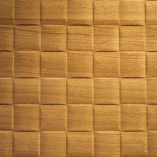 Motion 2 inch weave red oak