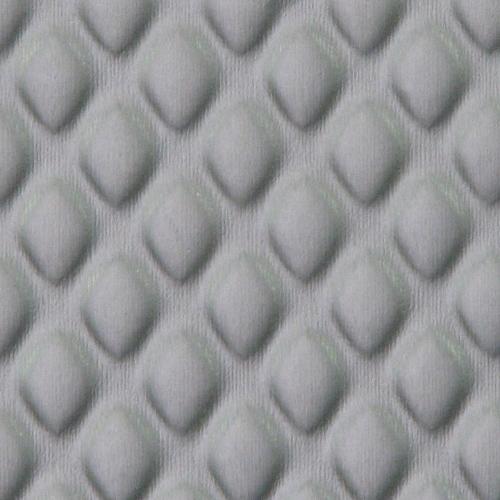 MET-7133SN Silver Aluminum Dinosaur