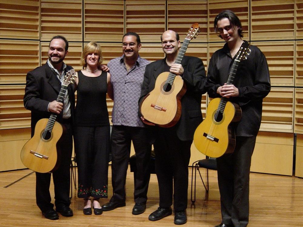Nick Goluses, Pedro Rodrigues & Alberto Rodriguez-Ortiz in Puerto Rico
