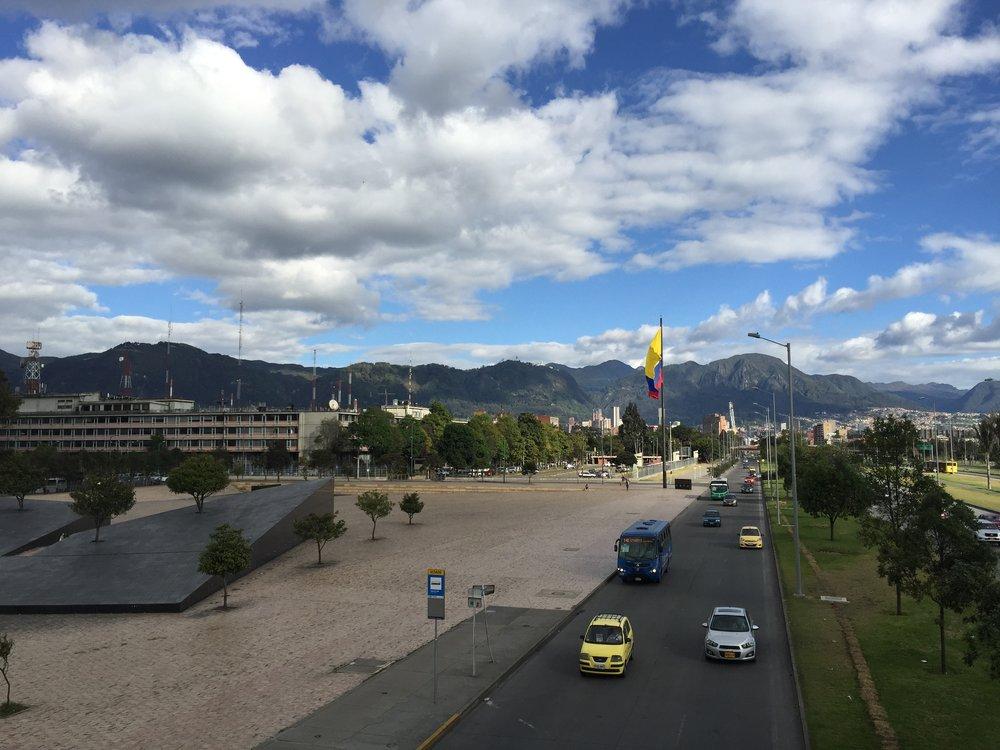Bogotá, la ciudad que habitamos.