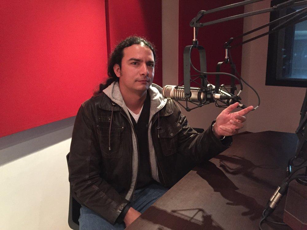 Boris Ramírez, de la Fundación Ideas para la Paz