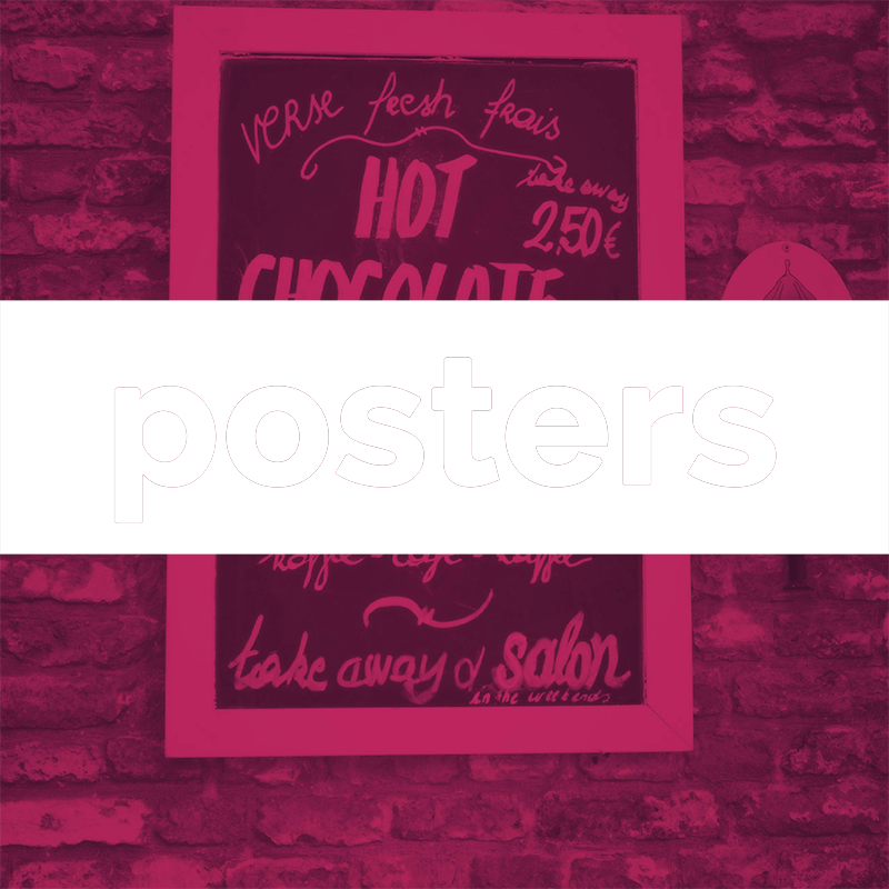 Posters & Print Ads