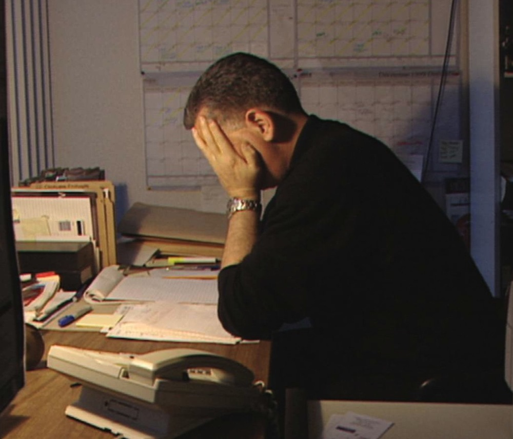 Mental illness in the workplace - a worrying tide - visit headsup.org.au by beyond blue for information, advice and tools