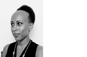 MISSLA LIBSEKAL EDITOR VANCOUVER, CANADA Missla Libsekal est née à Addis-Abeba, en Ethiopie, et est une nomade, écrivaine et consultante en design. En 2010, elle fonde la plate-forme en ligne Another Africa, un nouveau lieu retraçant les mythologies sur l'art contemporain et la culture avec une perspective africaine. L'art est puissant, il a simplement besoin de se libérer et, à terme, il va influencer, inspirer et aider à reconquérir l'Afrique. Les arts ne sont pas un luxe réservé au monde occidental, Another Africa vise à en faire le rappel constant. -www.anotherafrica.net