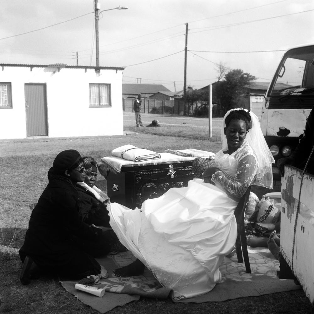 Emfuleni, Fikile and her family
