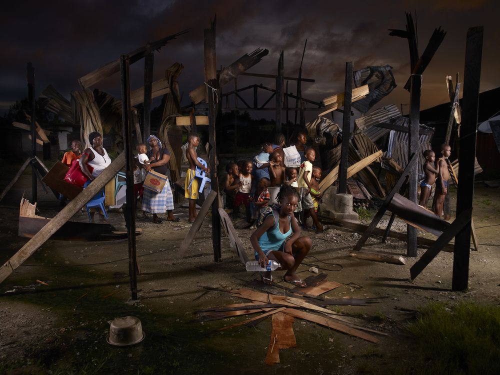 Exodus of the Neg Marron