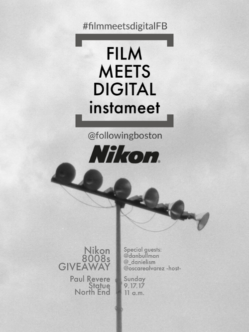 SAVE THE DATE: SUNDAY, SEPTEMBER 17, 2017 (11AM) #FILMMEETSDIGITALFB