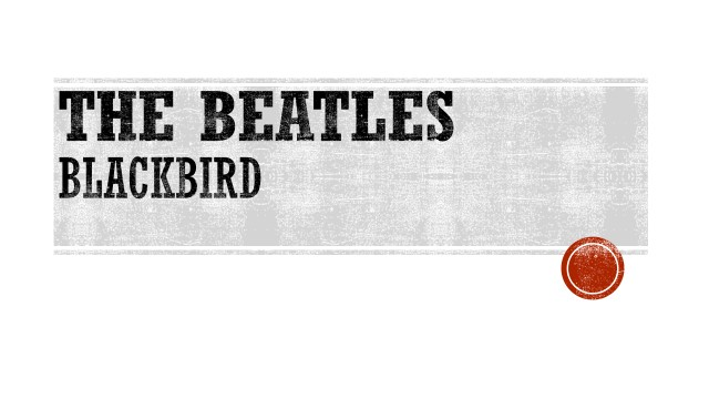 THE BEATLES - BLACKBBIRD.jpg