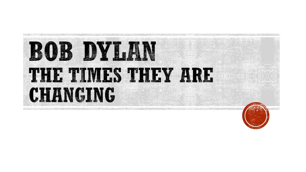 Bob Dylan - The Times They are A Changing.jpg