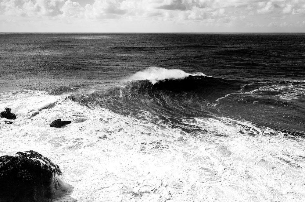 Praia do Norte, Nazare
