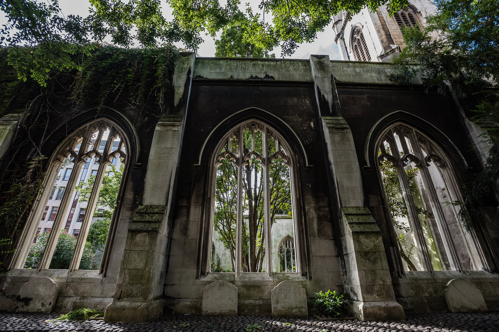 St. Dunstan in the East, London