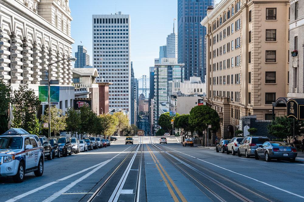 Cityscape, San Francisco
