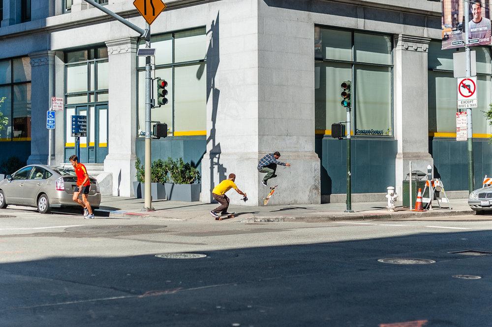 Crossroad, San Francisco