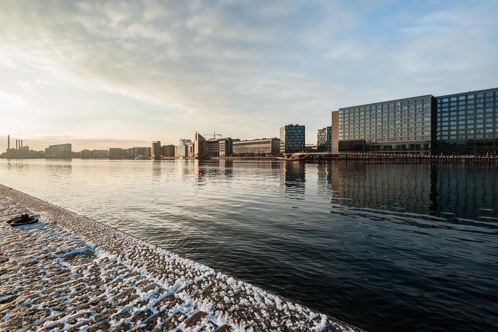 Copy of Sundown, Copenhagen