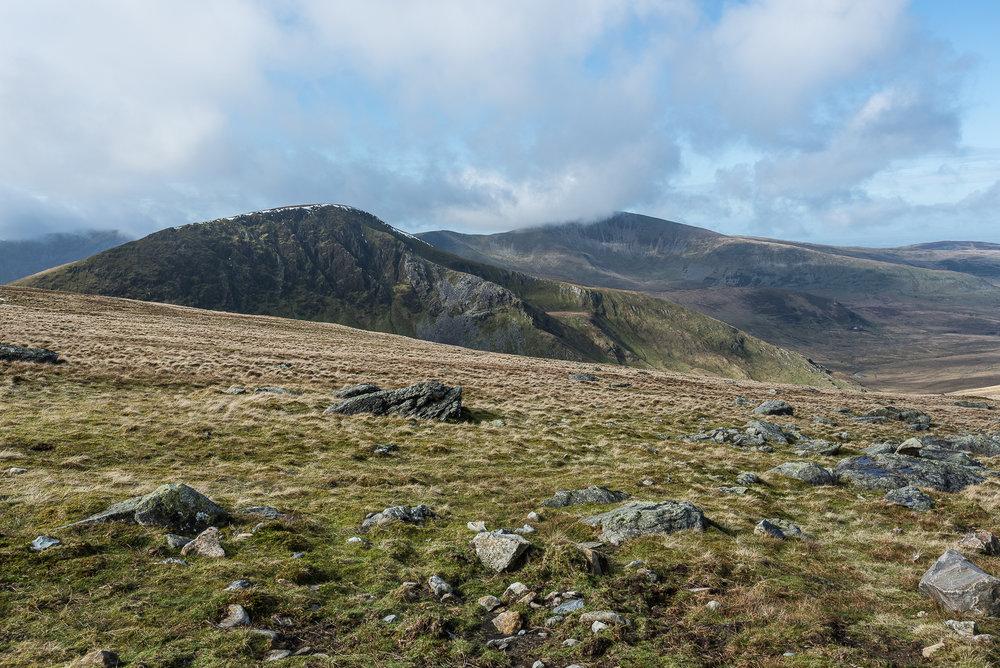 Mountains, Snowdonia, Wales