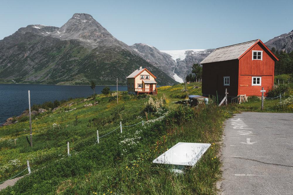 Oxfjordjokelen, Glacier Hike, Norway