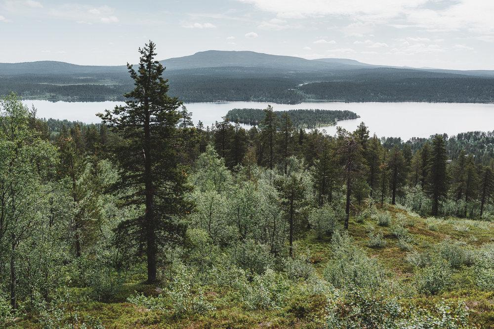 Finland, Hike