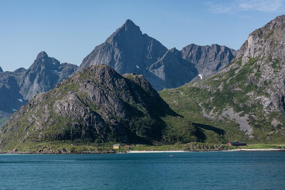 Fjordscape, Norway