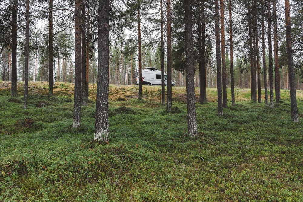 Norman, Lappland, Sweden