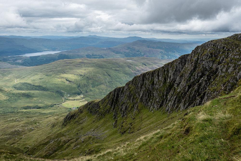 Ben Lomond, Scotland