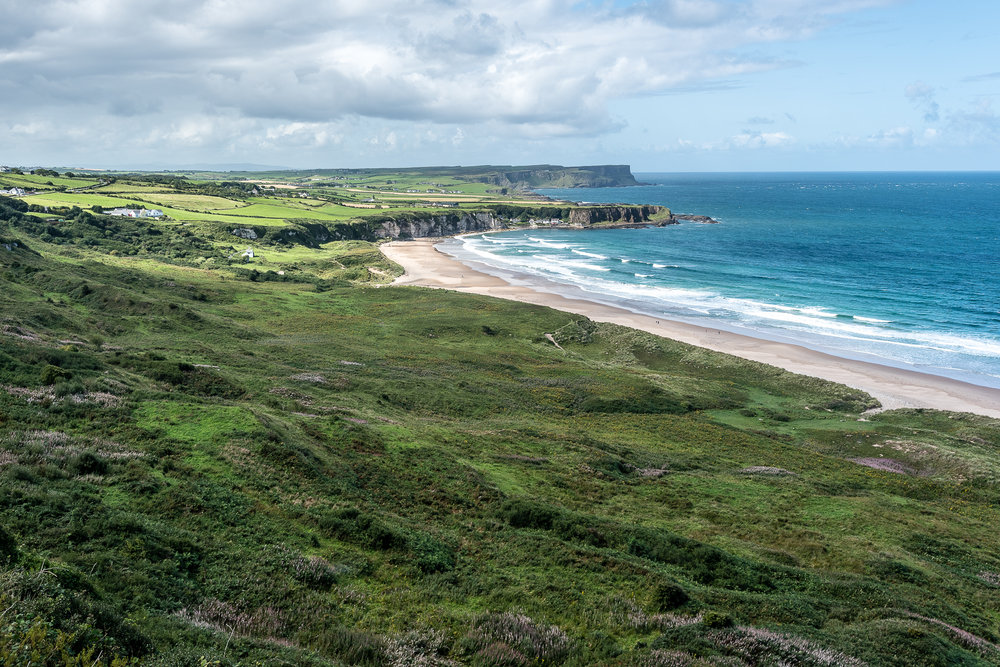 White Park Bay, Northern Ireland