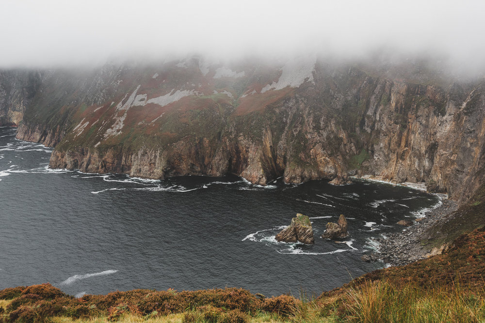 Bunglass Point, Ireland