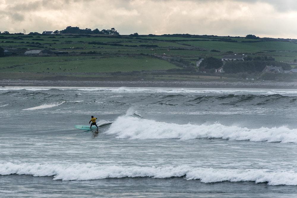 Country Sligo Open 2018, Strandhill