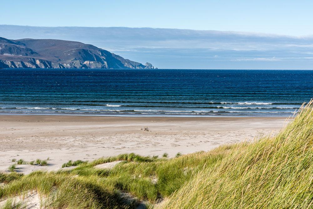 Tramore Beach, Kiltooris, Ireland