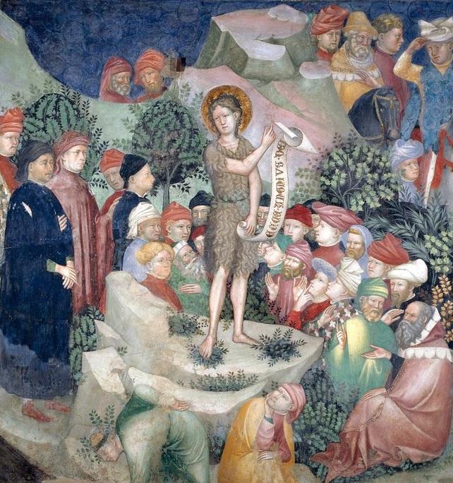 The Oratory of Saint John the Baptist by Lorenzo and Jacopo Salimbeni