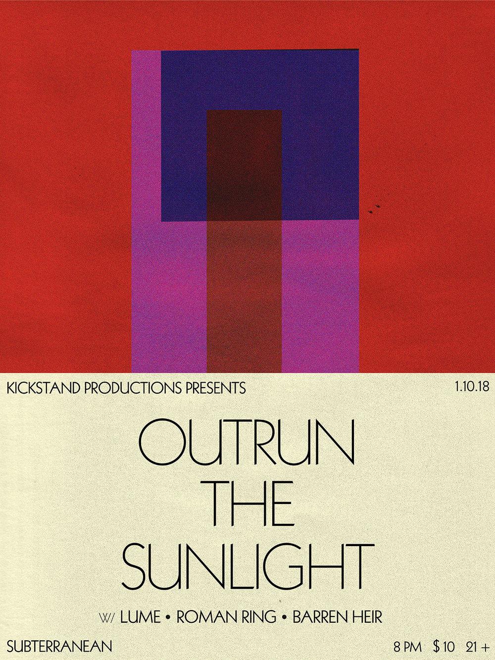 Outrun the Sunlight Headline