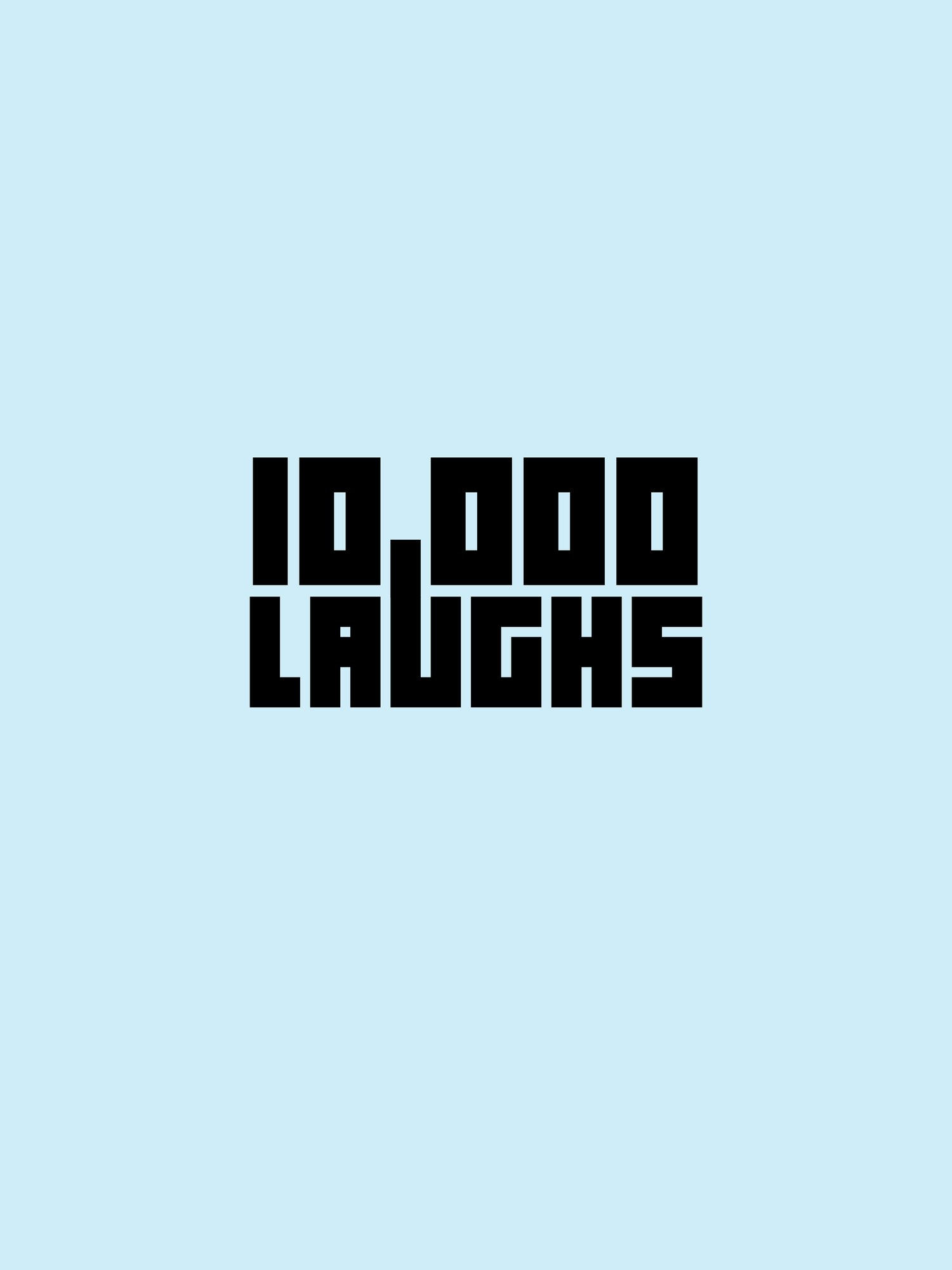 The 10,000 Laughs Comedy Festival