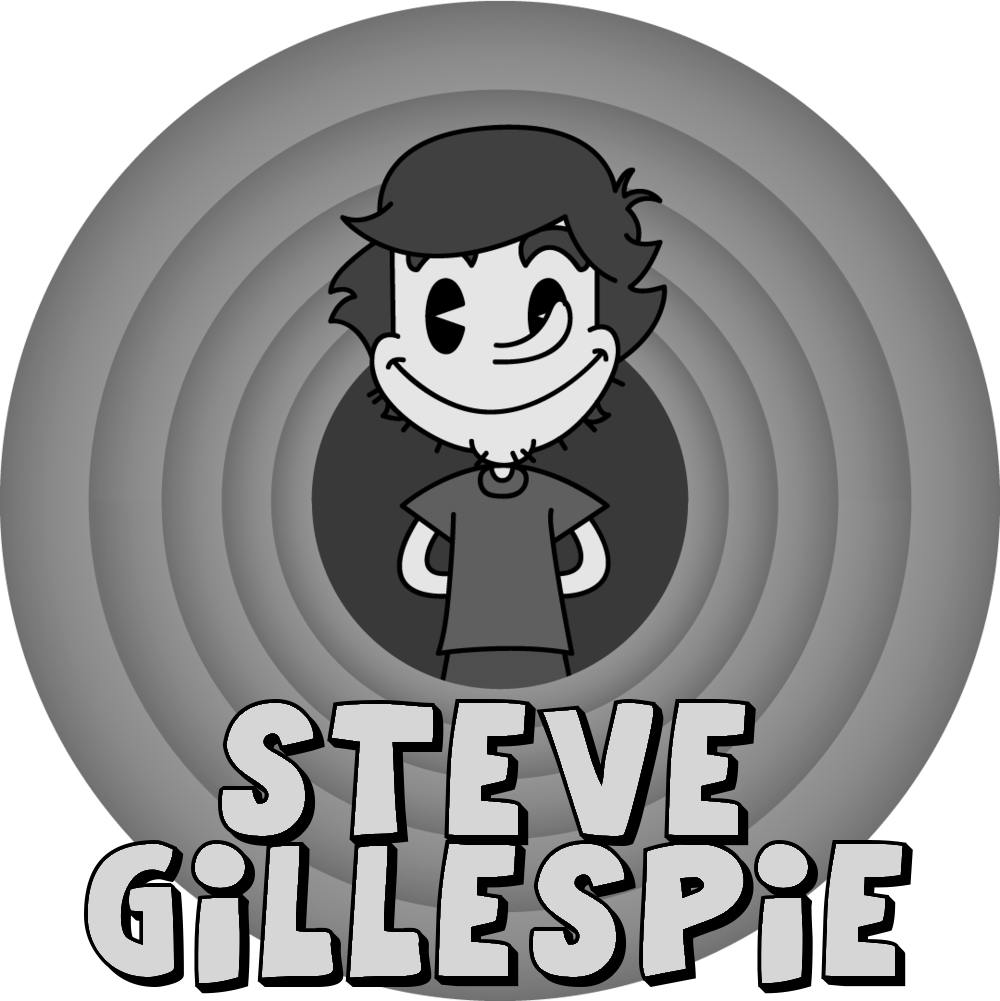 A decade into his standup career, Steve Gillespie moved from Minneapolis to LA, recently made an appearance on Conan, and released his critically acclaimed second album, Alive on State, which reached #1 on the iTunes charts. Prior to that, this gentleman degenerate spent most of his life traveling the country regaling audiences with his delightful self-destruction.